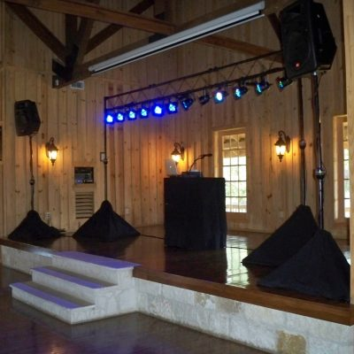 Package 2 - Sound with Stage Lighting - Future Sounds Disc Jockey